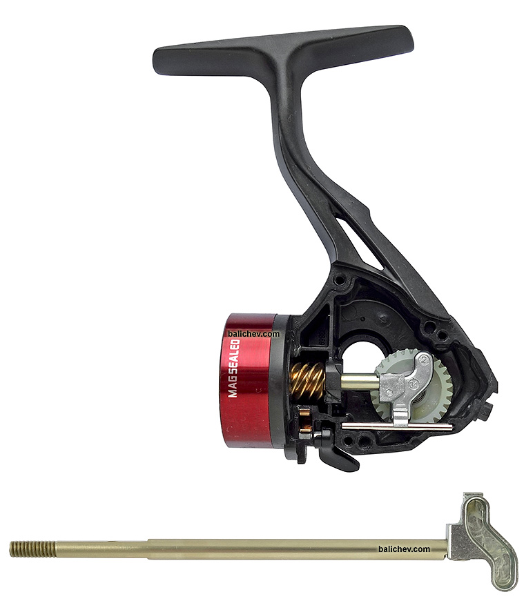 daiwa 17 ballistic lt oscillating mechanism
