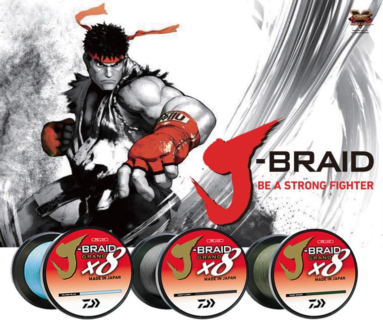 реклама j-braid grand