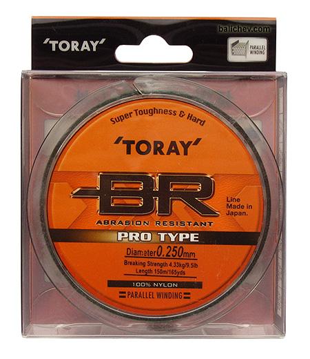 toray br pro type 150m