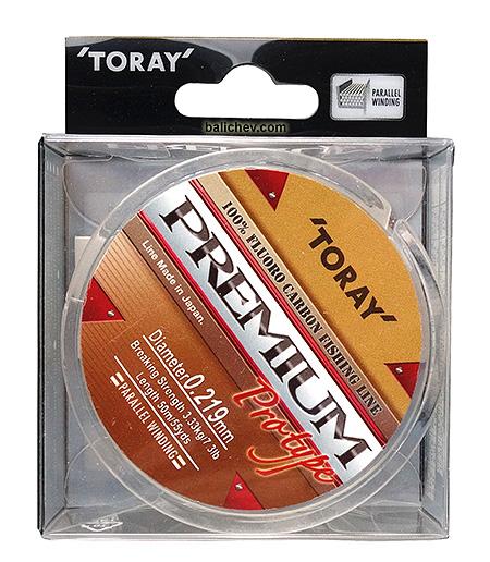 toray premium fluorocarbon