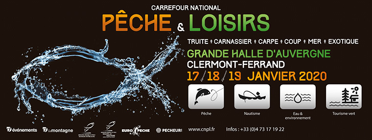 carrefour national peche & loisirs 2020