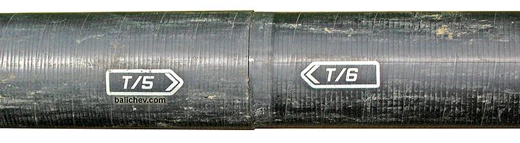 сабанеев штекер тензор стык колен