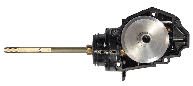 shimano 20 twin power колесо ГП