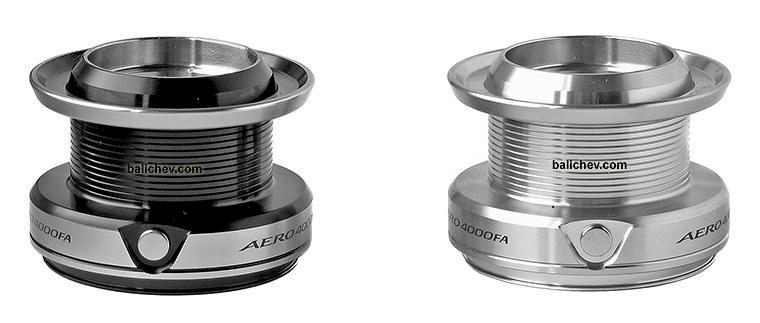 shimano aero fa feeder spools