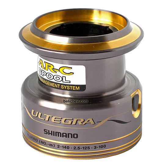 shimano 09 ultegra шпуля