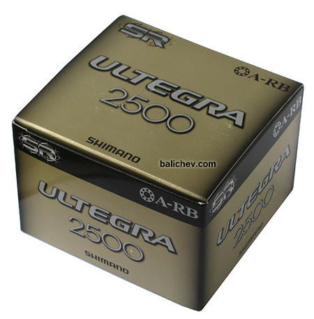 shimano 09 ultegra коробка