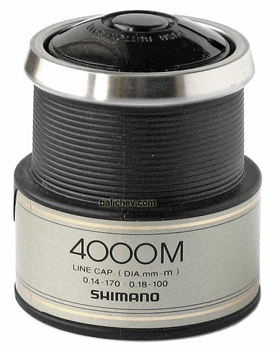 shimano 1997 stradic gtm шпуля