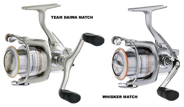 team daiwa match whisker match