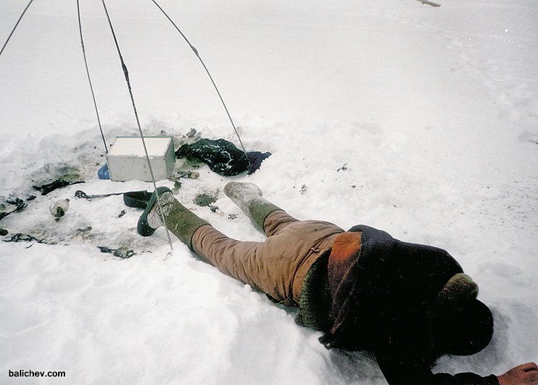 Трагедия на льду
