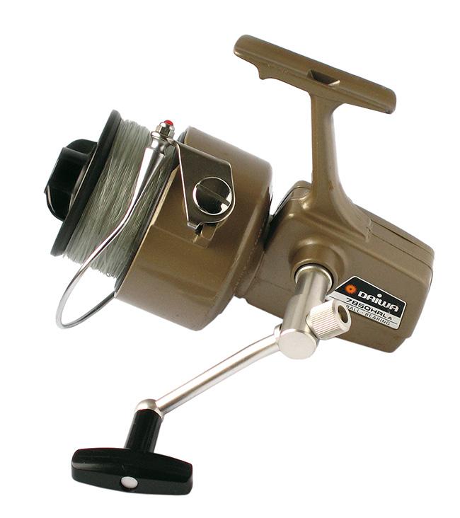 daiwa 7850hrla spinning reel