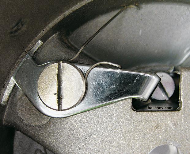 daiwa 7850hrla bail mechanism