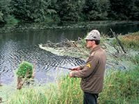 баличев на рыбалке