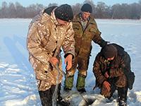 обнаружение браконьерской сети
