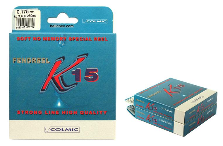 colmic k15 леска к15