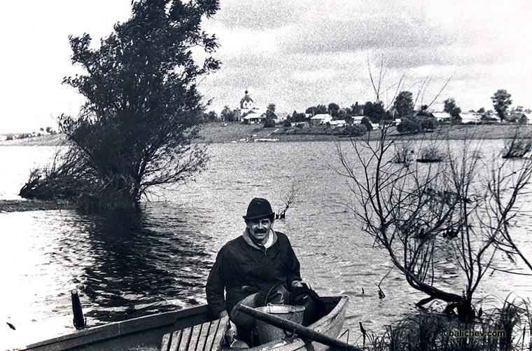 открытие лодочного рыболовного сезона