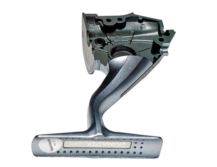 shimano 02 biomaster 2500 корпус
