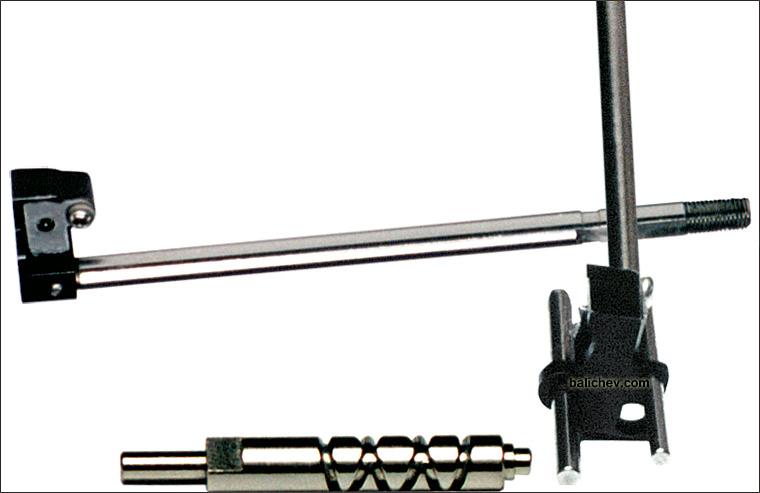 shimano 02 biomaster шток и бесконечник