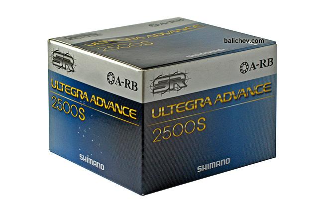 shimano 07 ultegra advance коробка