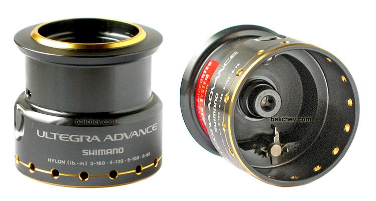 Shimano 07 Ultegra Advance spool