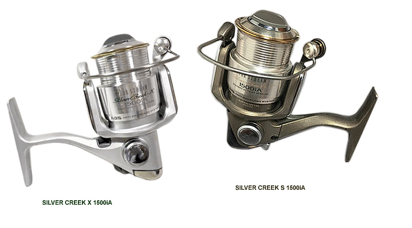daiwa silver creek ia reels