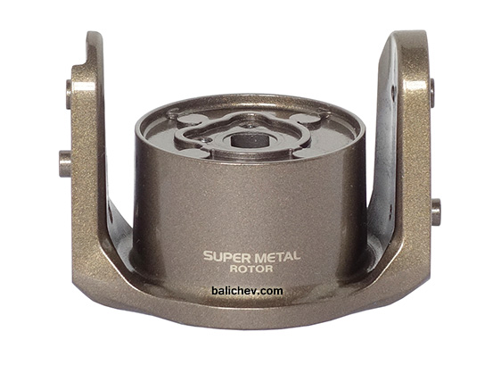 daiwa silver creek-s 1500 rotor