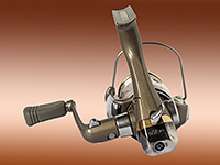 daiwa silver creek reel
