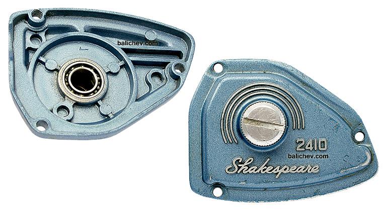 shakespeare ambidex 2410 крышка корпуса