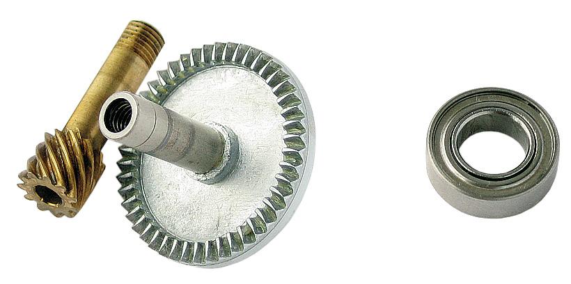 shakespeare ambidex 2410 gears