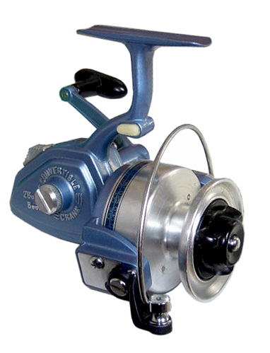 shakeaspeare spinning reel by ohmori