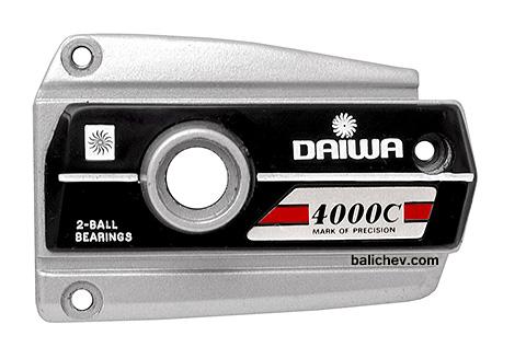 daiwa 4000c deckel