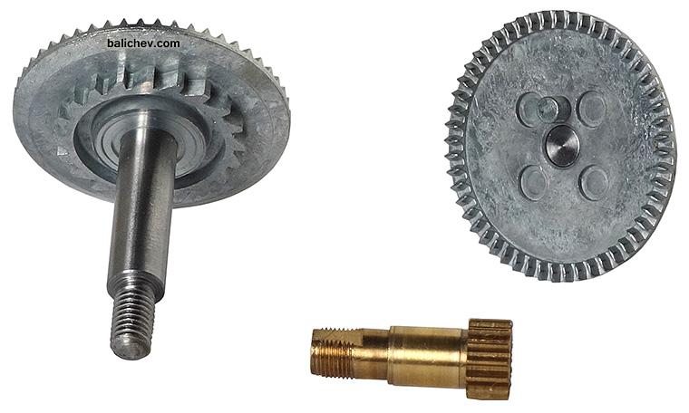 mitchell 204 gears главная передача