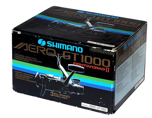 shimano aero gt 1000 box