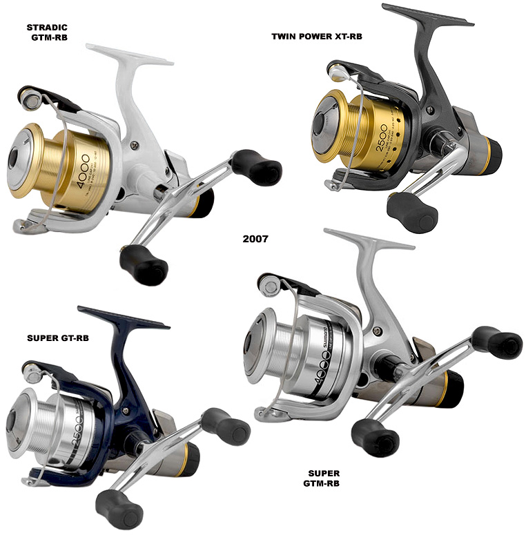 shimano fightin drag reels 2007