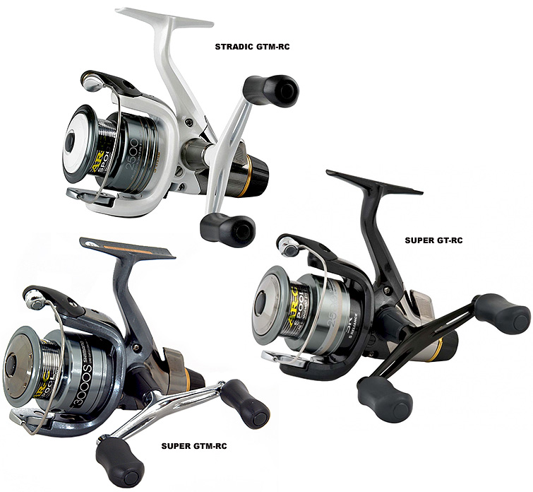 shimano fightin drag RC reels