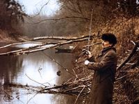 рыбалка на старице Дуная