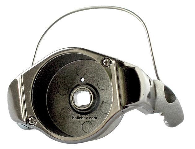 shimano 00 twin power mgs rotor