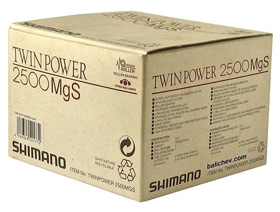 shimano 00 twin power mgs box