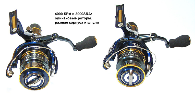 shimano twin power ci4 3000sra 4000sra