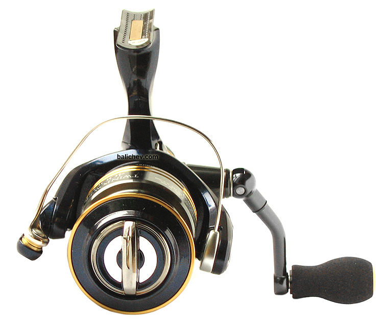 Shimano Twin Power CI4 4000SRA
