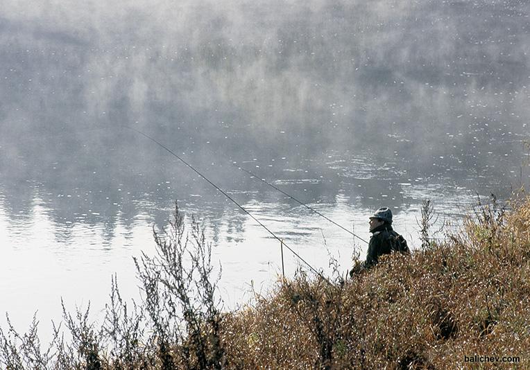 ловля с кормушкой на реке весной