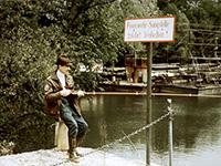 рыбалка на судоверфи
