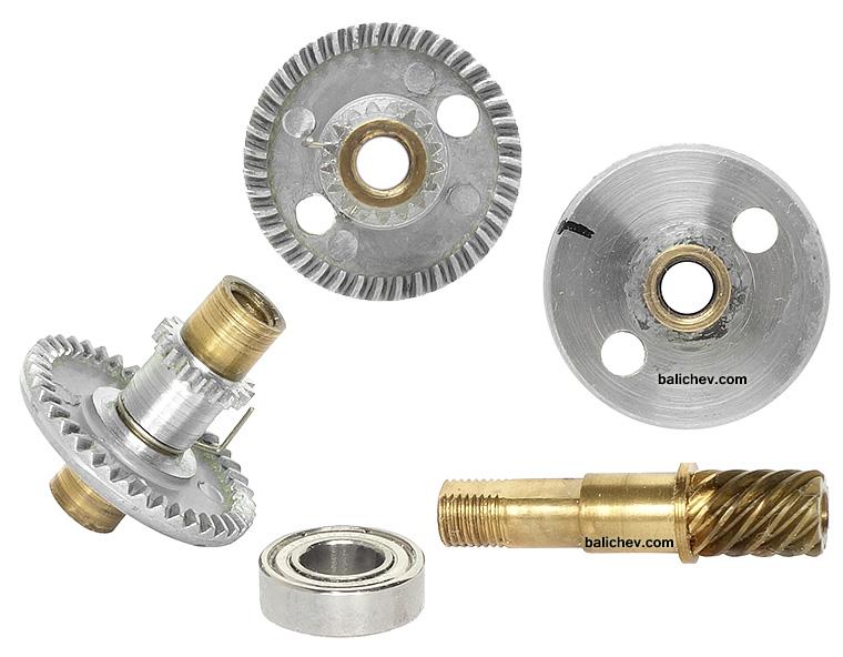 browning 406 spinning reel gears