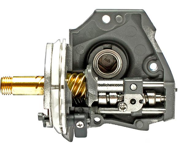 shimano stradic 2500fi oscillation mechanism