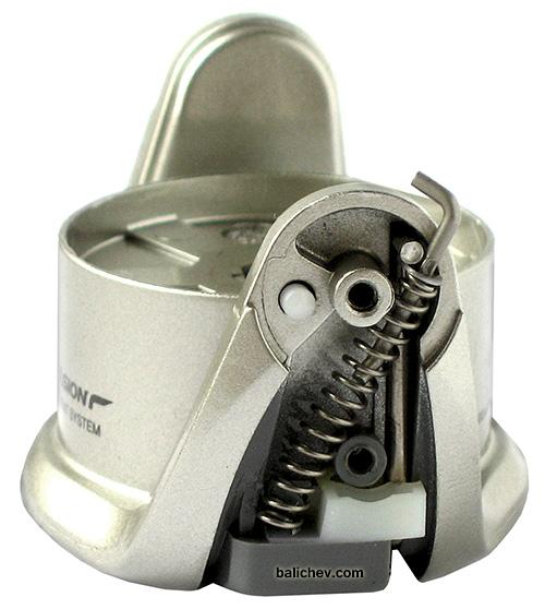 shimano stradic 2500fi механизм дужки