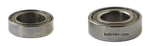 shimano twin power fb ball bearings