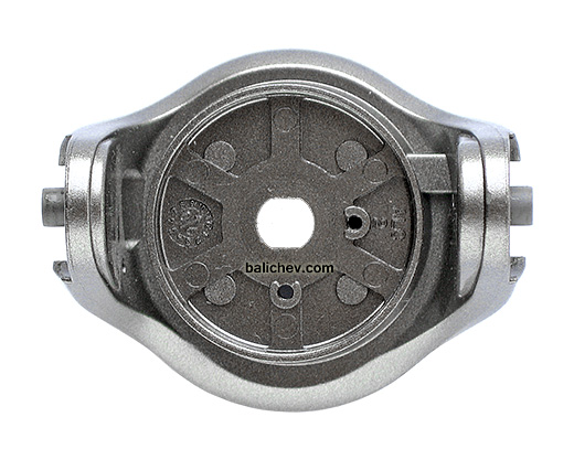 shimano twin power fb ротор сверху