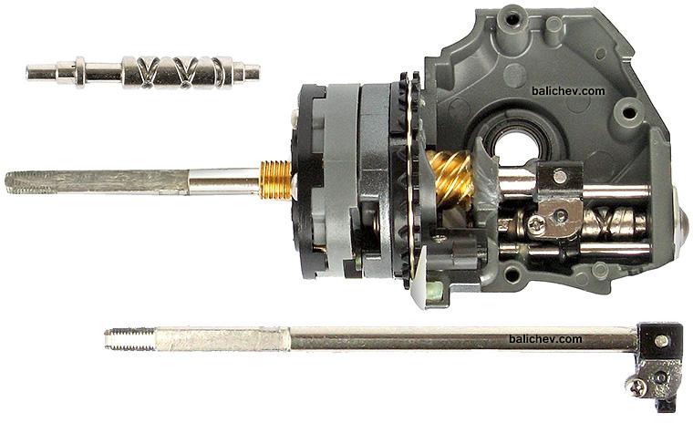 twin power fc oscillation mechanism