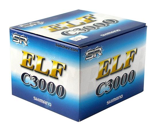 shimano 07 elf коробка